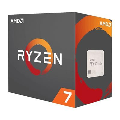 CPU AMD RYZEN 7 1800X 3.6GHZ AM4 8C S/COOLER