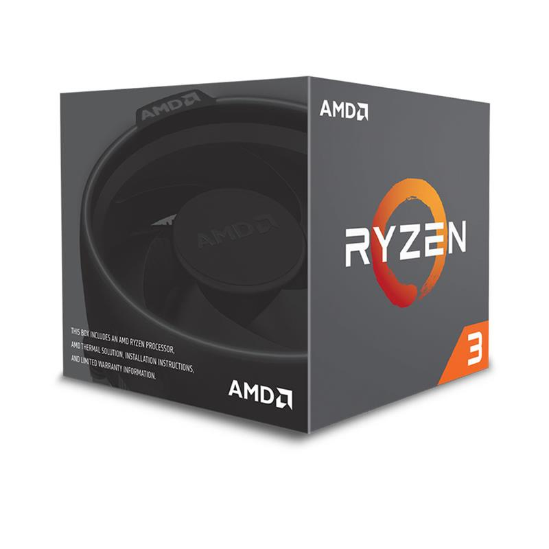 CPU AMD RYZEN 3 2200 3.5GHZ AM4 4C VEGA