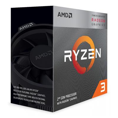 PROCESADOR CPU AMD RYZEN 3 2200 3.5GHZ MP X 6