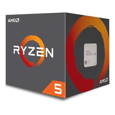 PROCESADOR CPU AMD RYZEN 5 2400 3.9GHZ AM4 4C X12