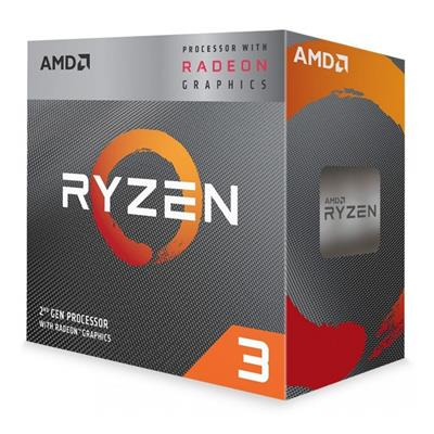 PROCESADOR CPU AMD RYZEN 3 3200 3.6GHZ AM4 4C
