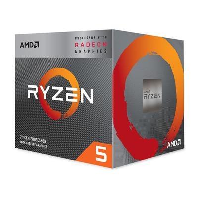 PROCESADOR CPU AMD RYZEN 5 3400 3.7GHZ AM4 4C